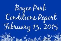 Boyce Park / Allegheny County's Boyce Park spans 1,096 acres in Monroeville & Plum. It was named for William D. Boyce, the founder of the Boy Scouts and a native of the area. Boyce Park features the only downhill skiing and snow tubing area in Allegheny County, including ski lifts, a lodge and other amenities. Boyce Park's other facilities include an archery range, wave pool, nature center, and model airplane field. For more information, visit www.alleghenycounty.us/parks. / by Allegheny County