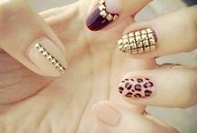 Nails  / by Rosie Ortiz