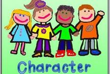 Good Character / Share any ideas, lessons and resources that you find that help to infuse character education into each day. Please include an idea with every paid resource. To join this board, email your Pinterest url to sillysamproductions@gmail.com