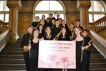 Spring Concert Program 2013 / Allegheny County hosts a Spring Concert Program at the Courthouse featuring musical groups from across the county. Performances are held on the Grand Staircase and are also broadcast on the Grant Street side of the Courthouse. / by Allegheny County