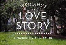 "Love Story / by HNAS. Martín Martin ""objetos de diseño inspirados en momentos felices para festejar"""
