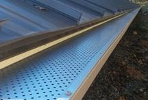 Gutter Guards / Gutter Guards have the potential to provide years of maintenance free service