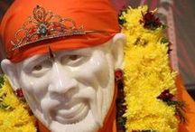 Sai baba /  Shirdi Sai Baba, was an Indian guru, yogi, and fakir as after, his life on earth it remained uncertain if he was a