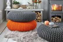 Pouf and stool inspirations