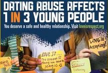 Teen Dating Violence Awareness / Education at a young age is a proven and effective method to preventing domestic violence later in life.