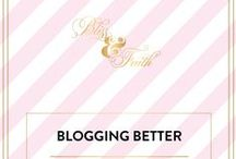 Blogging Resources / Ideas, Resources and Tips on how to grow your blog and how to succeed at Social Media Marketing