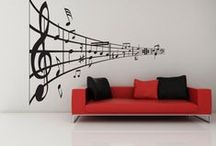 Music Merchandise / From fashion to home goods, see how you can music to your daily life