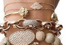 Bracelet Inspiration / by Heather Clarke