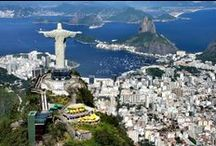 Get to know Brazil / A country of great diversity, Brazil is the largest country in South America and fifth largest in the world.