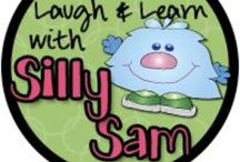 Laugh and Learn with Silly Sam Blogposts / MAKE LEARNING FUN! Look here to find blog posts about ideas and creative ways to get students engaged! Share ideas and teaching gems! Come on over!