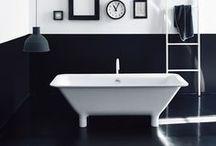Black & White Spaces