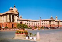 The Capital City - Delhi / Being one of the most historic capitals in the world, Delhi has many tourist sites.