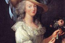 18th Century Muslin Dress