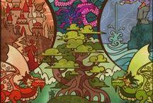 """HOARAU Camille / Genre : Moyenâgeux / FUTURISTE (technologie) ton : Humoristique Thème : """"épique médiéval"""" Vaisseau/Personnage : chevalier qui chevauche vaillamment un petit vaisseau spatial contre attaques de goblins...  Contexte : Ecraser la vermine gnome et voler au secours de sa belle… tout en essayant de ne pas finir avec son slip en guise de parachute lors du CRASH!"""
