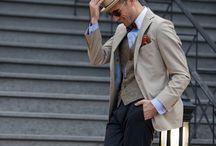 Vintage clothes men