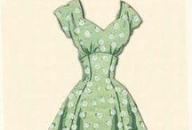 Liberty dress inspiration