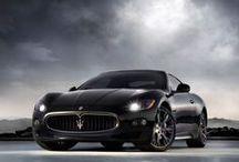 Maserati / Maserati luxury car