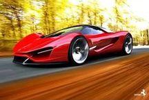 Ferrari / Ferrari luxury car