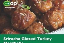 Game Day! Go Hawks! / Get ready for the big game with recipes and more!