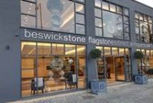 Our Stone & Wood Flooring Showroom in Cirencester / Take a tour around the interior of our stunning new Limestone and engineered Oak flooring showroom in Cirencester