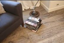 Grey Oak Flooring / Grey toned engineered oak flooring in rustic and contemporary styles to suit all interiors.
