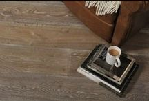 Smoked Oak Flooring / Smoked oak engineered flooring has a lovely soft tone appearance that would enhance the look of any modern or rustic interior.