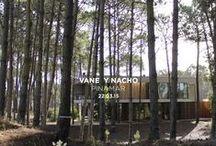 """Un Casamiento en el Bosque / Casamiento en Pinamar, la naturaleza de este bosque era garantía de una fiesta extraordinaria!  ATV arquitectos / Casa Marino / by HNAS. Martín Martin """"objetos de diseño inspirados en momentos felices para festejar"""""""