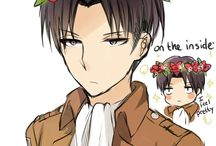 Attack on titan! / For my ´fangirling´ Moments :33