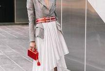 clothes 2018 / Street style, Scandinavian influence