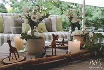 Un casamiento Dulce y Fresco, Estancia La Linda / Detalles naturales, flores y animales que nos ayudaron a lucir esta ambientación soñada.