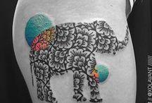 Tatuagens ✒!