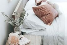 | Your resting space / Bedroom: Take a break and let the rest come easy.