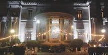 Casamiento a la distancia - Palacio Sans Souci