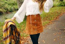 Autumn/Winter Fashion ❤️