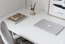 | Productivity / Office Goals: To be productive, create a space that inspires you.