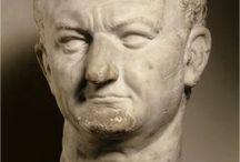 Sculptural portrait