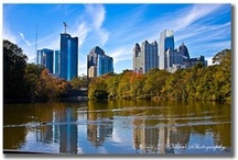 Midtown / The second largest business district in Atlanta.  Midtown is known as the center of the city's art scene as it holds the Fox Theater, High Museum of Art, Atlanta Symphony Orchestra and the Museum of Design Atlanta.