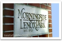 Morningside / Often referred to as Lenox Park, It is a residential neighborhood in Atlanta filled with beautiful homes, shaded parks, great restaurants, and unique shops.