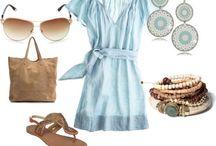 Dameskleding en assecoires / Style en kleur