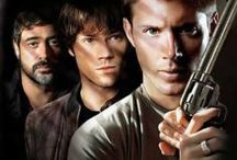 Supernatural ★ / Supernatural is an American supernatural drama television series, created by Eric Kripke, which was first broadcast on September 13, 2005, on The WB, and subsequently became part of successor The CW's lineup. Starring Jared Padalecki as Sam Winchester, and Jensen Ackles as Dean Winchester, the series follows the two brothers as they hunt demons, ghosts, monsters and other supernatural beings in the world. The series is produced by Warner Bros.