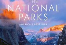 National Park Scenery / by Dave