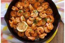 Seafood Recipes / Recipes containing seafood!