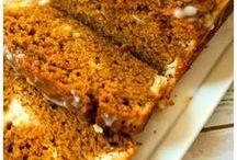 Pumpkin Recipes / Sweet and savory recipes that contain pumpkin!