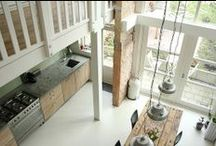 Pak je Ruimte - Slimme bouwoplossingen / Tussenwanden, vides, doorkijkjes allerlei manieren om je ruimte te pakken binnen je eigen droomhuis.
