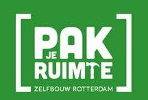 Pak je Ruimte - locaties / Bekijk hier verschillende zelfbouw projecten in Rotterdam. Voor al het actuele aanbod: www.pakjeruimte.nl