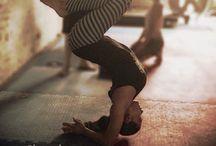 Yoga. Life.