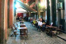 Café and Pubs
