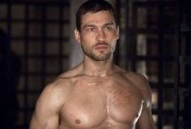 Spartacus / Spartacus: Blood and Sand is the title of the first and most critically acclaimed season of Spartacus, a television series that premiered on Starz on January 22, 2010. The series was inspired by the historical figure of Spartacus (played by Andy Whitfield), a Thracian gladiator who from 73 to 71 BC led a major slave uprising against the Roman Republic.