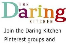 Comment to join the Daring Kitchen groups / Comment to join the Daring Kitchen groups