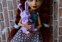 Monster High / Just OOAK and originals dolls